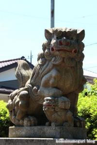 熊野神社(横浜市鶴見区北寺尾)4