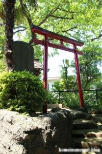 熊野神社(横浜市鶴見区北寺尾)8