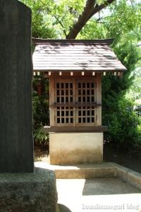 熊野神社(横浜市鶴見区北寺尾)9