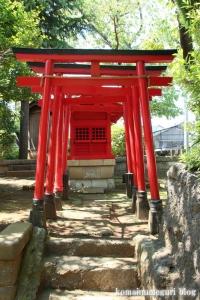 熊野神社(横浜市鶴見区北寺尾)10