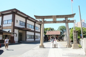 熊野神社(横浜市鶴見区寺谷)1