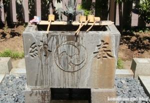 熊野神社(横浜市鶴見区寺谷)6