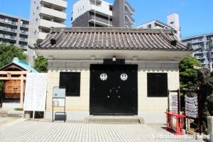 熊野神社(横浜市鶴見区寺谷)7