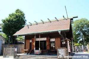 熊野神社(横浜市鶴見区寺谷)11