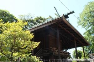 熊野神社(横浜市鶴見区寺谷)12