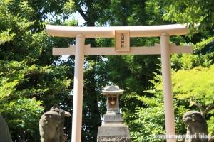 熊野神社(横浜市鶴見区寺谷)14