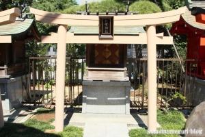 熊野神社(横浜市鶴見区寺谷)19