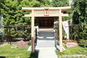 熊野神社(横浜市鶴見区寺谷)25