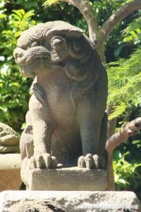 熊野神社(横浜市鶴見区寺谷)15