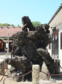 熊野神社(横浜市鶴見区寺谷)26