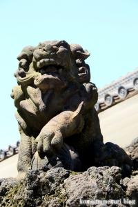 熊野神社(横浜市鶴見区寺谷)27