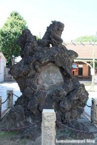 熊野神社(横浜市鶴見区寺谷)30