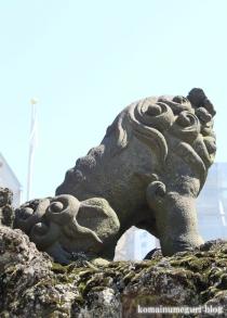 熊野神社(横浜市鶴見区寺谷)28
