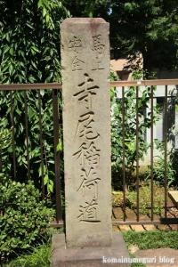 熊野神社(横浜市鶴見区寺谷)23