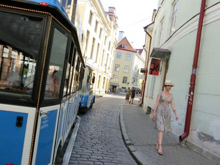 tallinn city train 6
