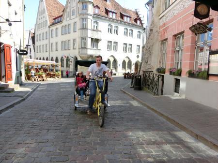 tallinn city bicycle 5