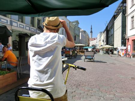 tallinn city bicycle 4