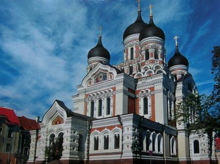アレクサンドル・ネフスキー大聖堂①