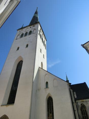 oleviste kirik 1