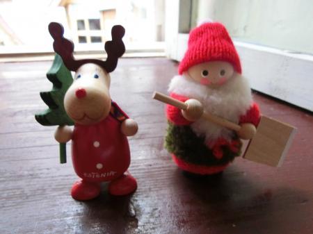 タリンクリスマス人形