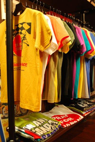 SANDA Tシャツ