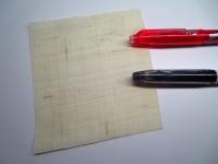 フリクションペン 消せるペン