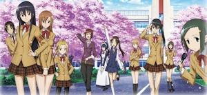 春の桜才学園