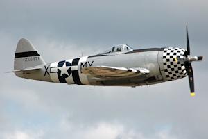 P-47サンダーボルト