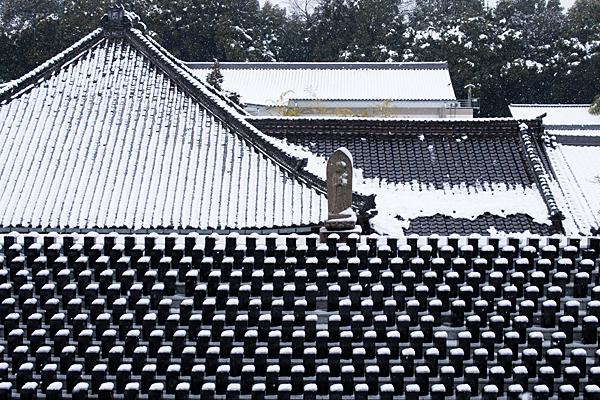 雪の興正寺-6