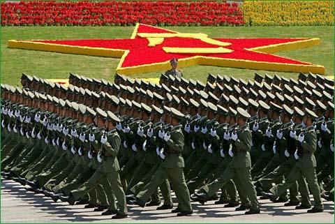 「兵変」 中国の兵隊さんの得意技♥