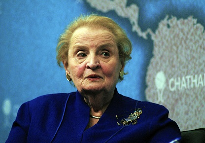 Madeleine_Albright,_US_Secretary_of_State_(1997-2001)_(8662177571)