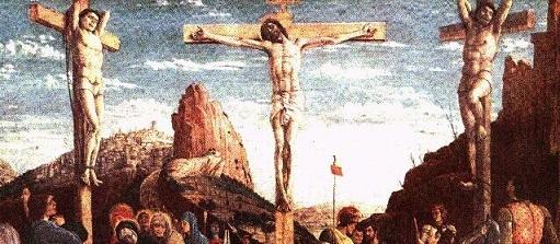 十字架に磔(はりつけ)にされたのは、ある理由があったんです♥