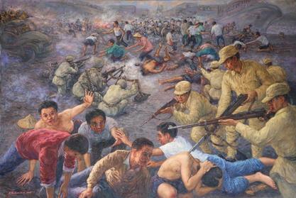 中国国民党軍の無差別虐殺。その残虐さに台湾の民衆は抵抗を諦めた(二・二八事件)