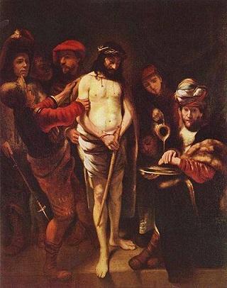 【驚愕】実はイエスは、ただのチンピラだった♥