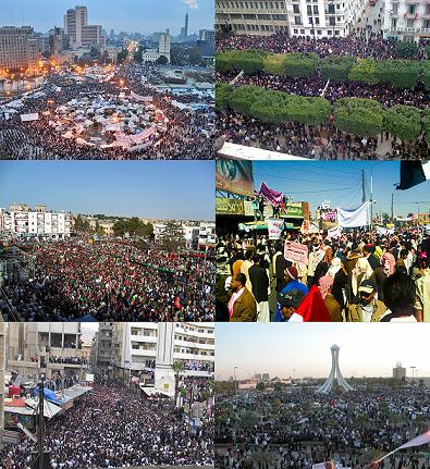 アラブの春のミステリー♥