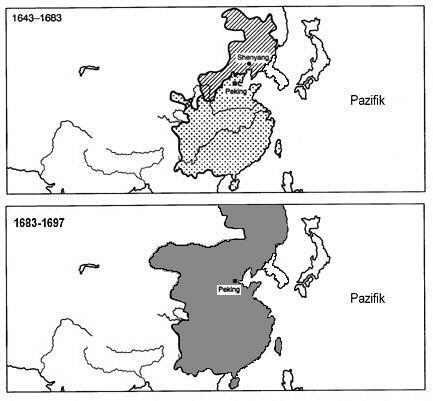 中国が周辺国を侵略してきた歴史♥