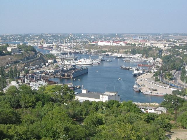 セヴァストポリ港