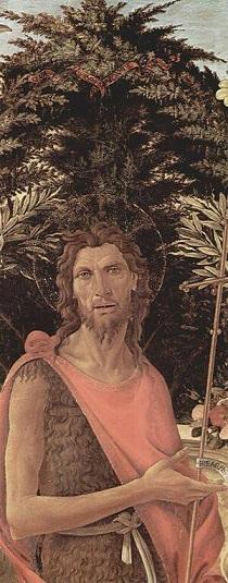 【驚愕】実は、イエスは、もっと偉い人から洗礼を授かっていたんです♥