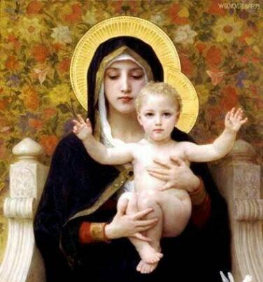【驚愕】イエスの実像。。。マリア様~、イエスは一体誰の子だったんですか♥