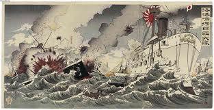 日、米、仏、清、露の大艦隊が朝鮮へやって来た♥