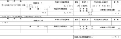 個人向け国債_4期