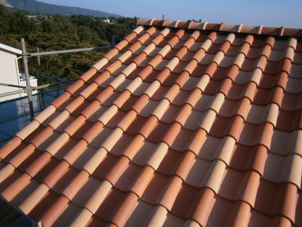 KR屋根完了2