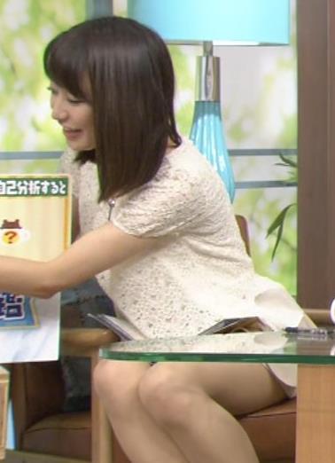 枡田絵理奈 太ももキャプ・エロ画像3
