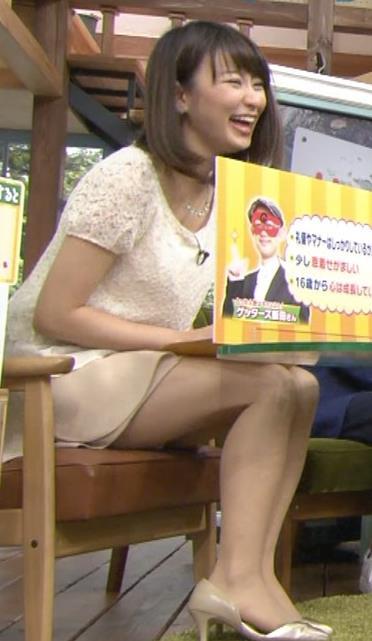 枡田絵理奈 太ももキャプ・エロ画像4