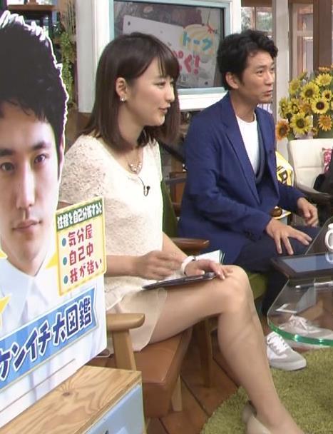 枡田絵理奈 太ももキャプ・エロ画像7