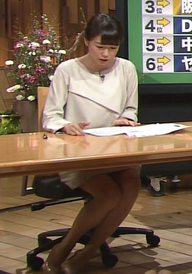 青山愛 ミニスカのデルタゾーンキャプ画像(エロ・アイコラ画像)