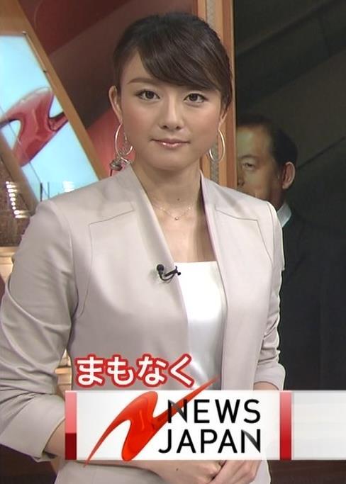 大島由香里 横乳キャプ・エロ画像6