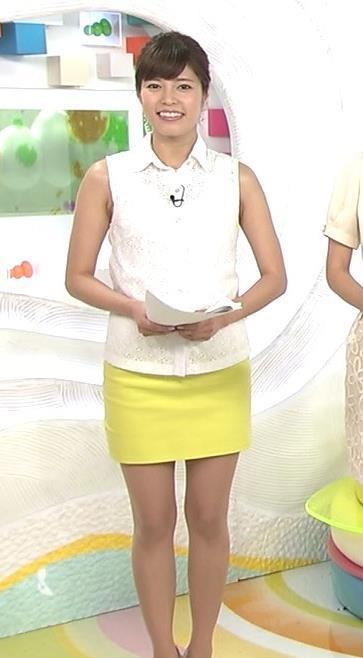 神田愛花 ミニスカートキャプ・エロ画像4