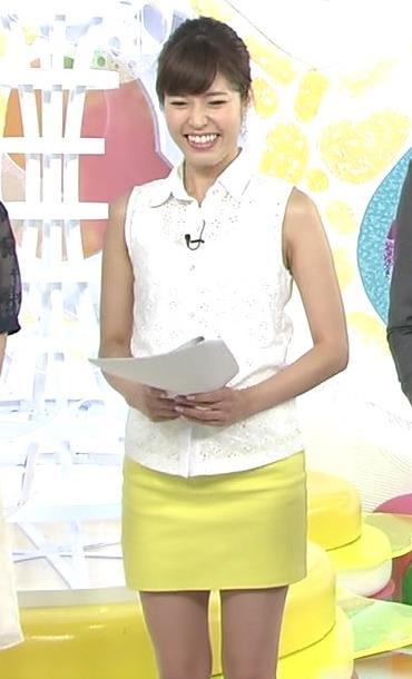 神田愛花 ミニスカートキャプ・エロ画像5
