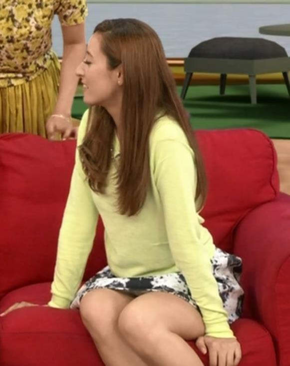 太田エイミー ミニスカのデルタゾーンキャプ画像(エロ・アイコラ画像)